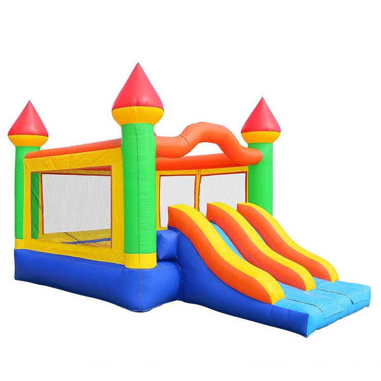 Double Slide Castle