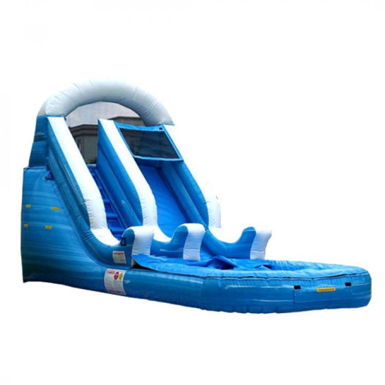 14′ Wave Water Slide