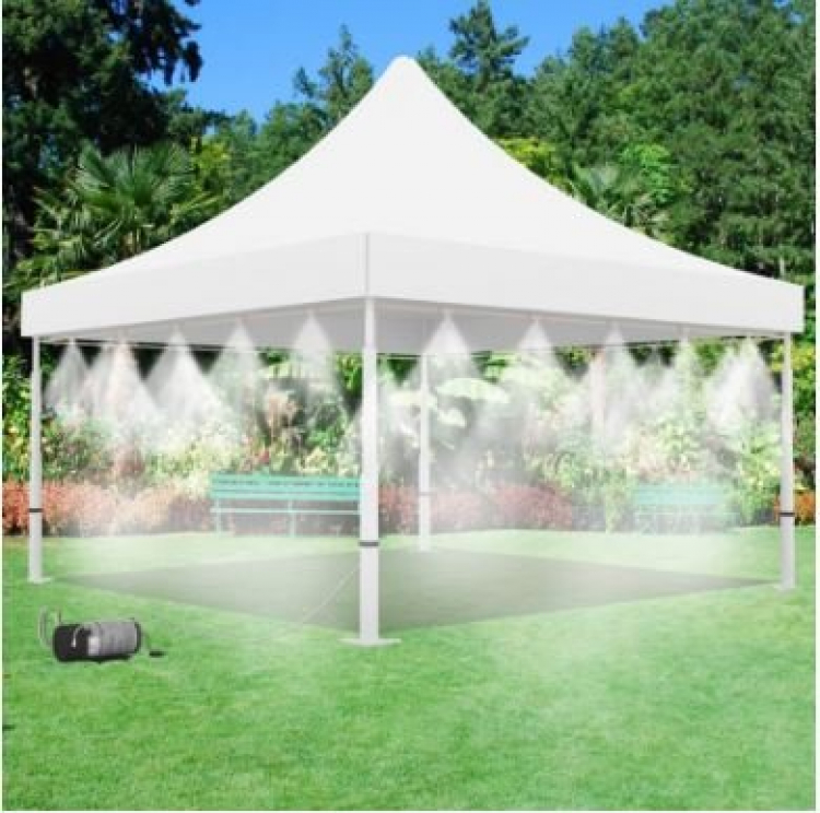 Tent Misting System / 30 Ft